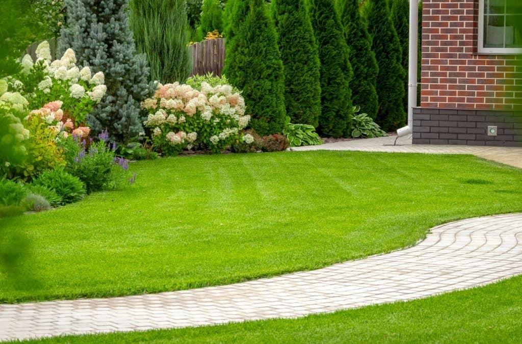 Garden Leveling